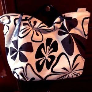 Floral Cloth Bag *NEW*